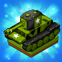 Merge Tanks: Awesome Tank Idle Merger icon