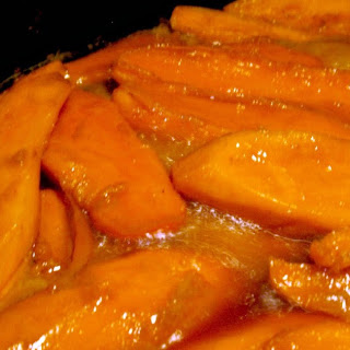 Southern Candied Sweet Potatoes.