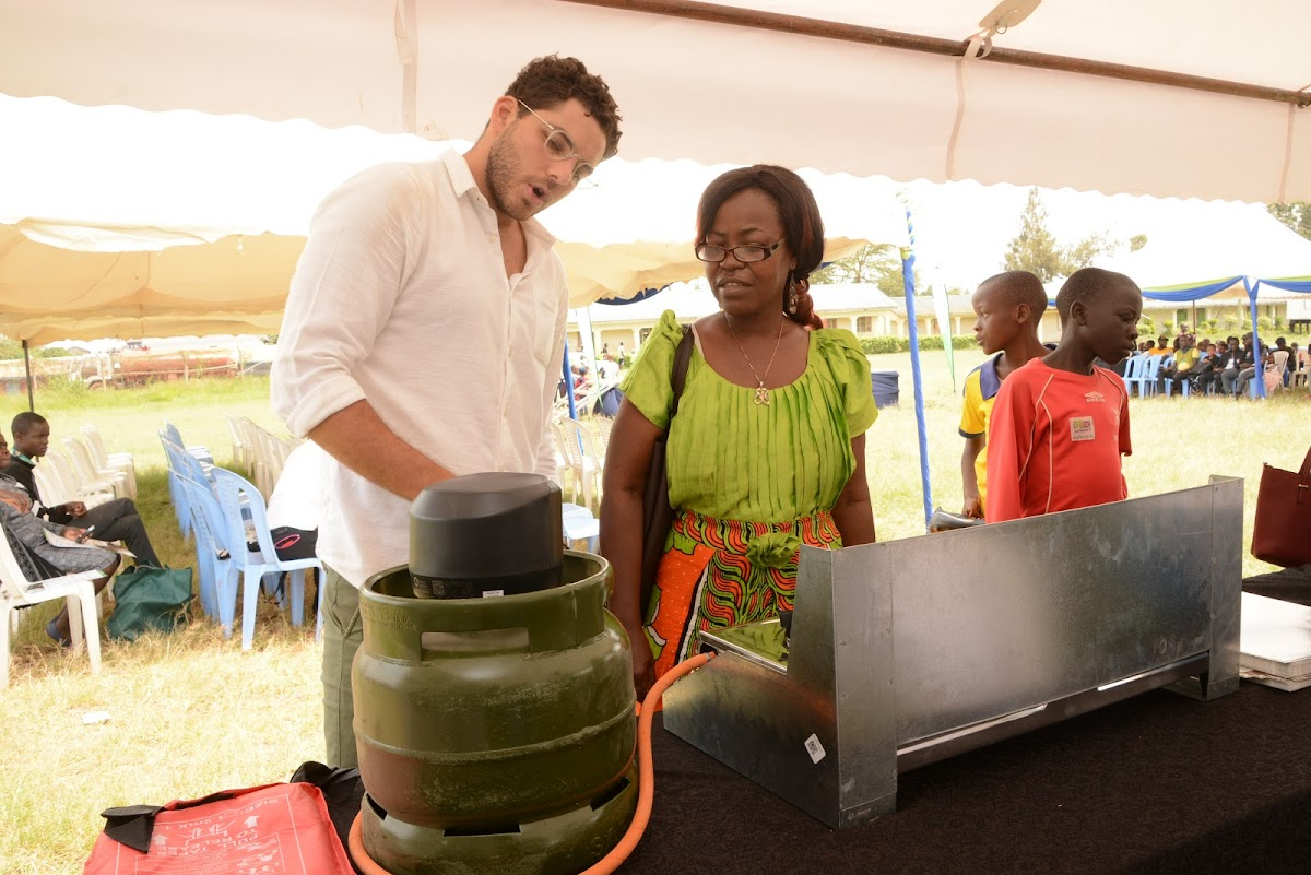 affordable cooking gas