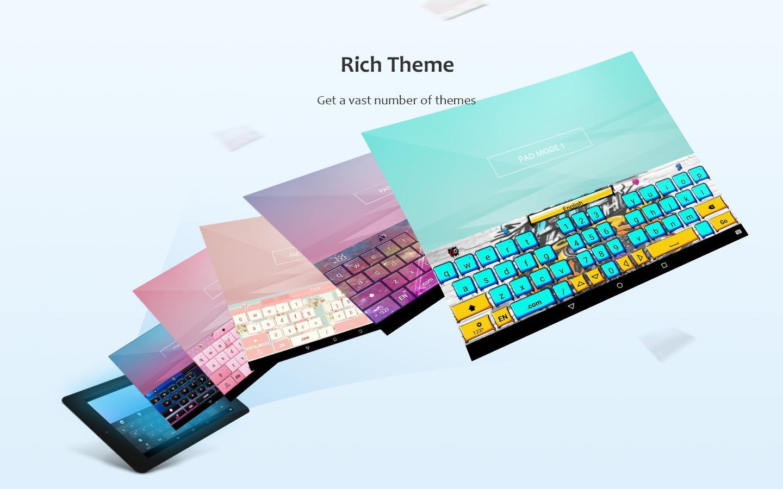 GO Keyboard - Emoji, Wallpaper screenshot #10