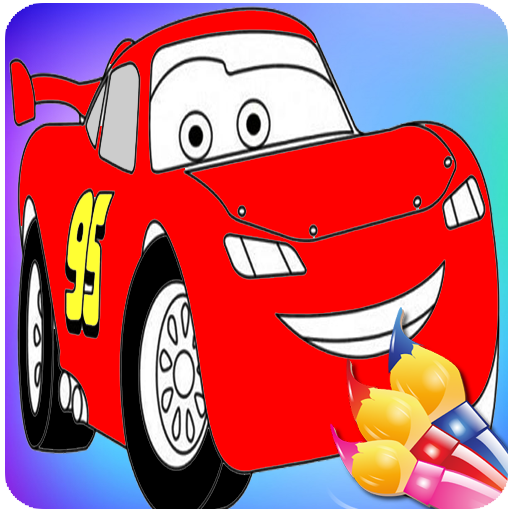 How To Color Mcqueen Cars3