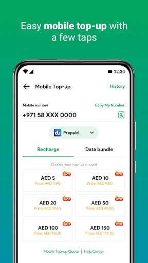 PayBy – Mobile Payment & Money Transfer screenshot 5