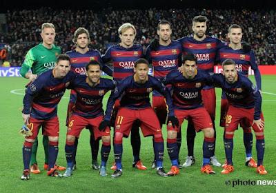 FC Barcelona zit in een vormcrisis, uitgeschakeld in de Champions League en niet meer zeker van het kampioenschap, ook staan er minder jeugdspelers op het veld