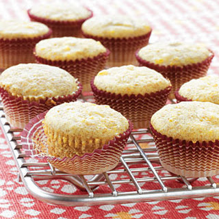 Mini Whole-Wheat Apricot Muffins.
