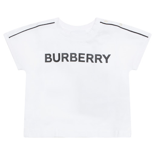 Primary image of Burberry Baby Cotton T-shirt