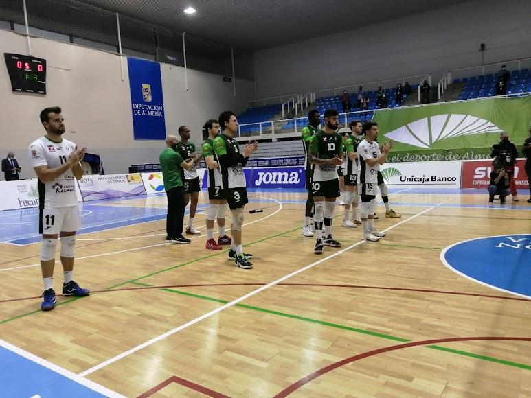 Unicaja, un club muy deportivo.
