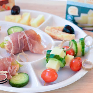 Two Delicious Healthy Party Appetizers Made Easy with Arla® Havarti