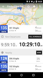Fredericton Transit Bus - MonTransit - náhled