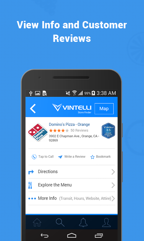 Store Finder By Vintelli- screenshot