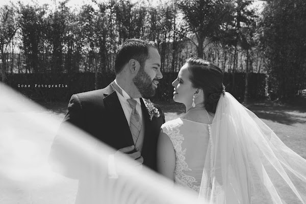 Fotógrafo de bodas Grecia Goss (Gossfotografia). Foto del 25.05.2017