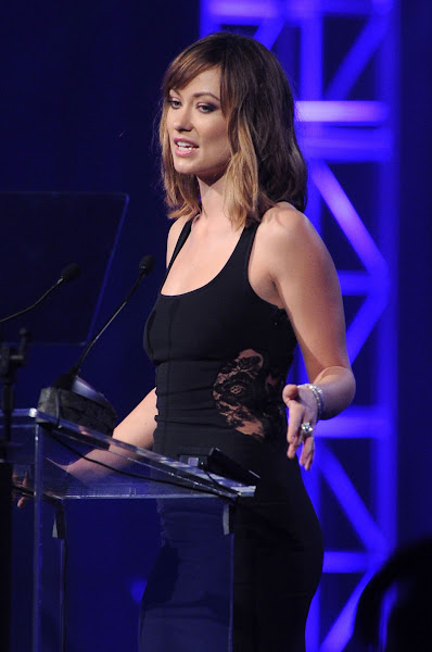 Photo: Olivia Wilde at 23rd Annual Palm Springs International Film Festival