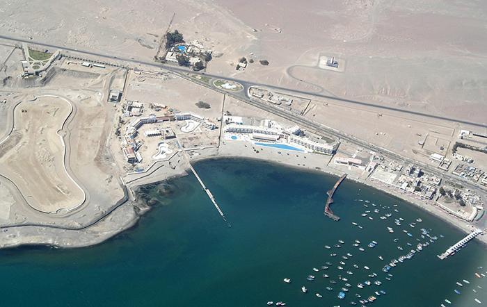 Pasajes a Ica: sobrevuela Nazca