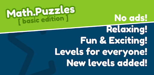 Enjoy from easy to hard math puzzles and riddles