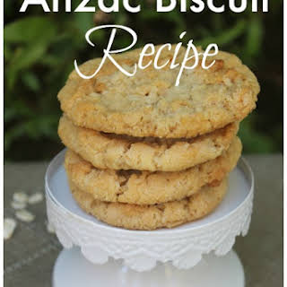 Anzac Biscuit.