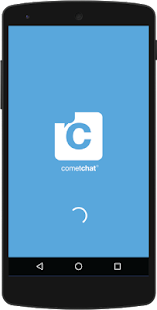CometChat- screenshot thumbnail