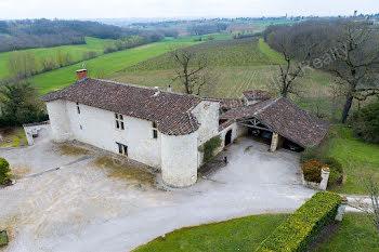 château à Senouillac (81)