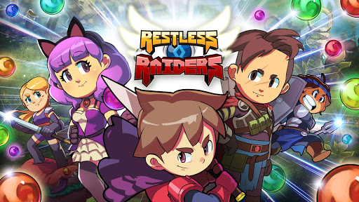 Restless Raiders: Idle Adventure Game - screenshot