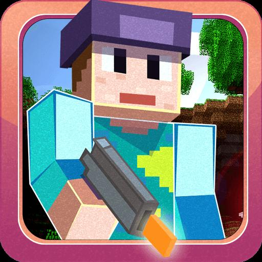 Block Zombie Town 休閒 App LOGO-硬是要APP