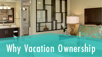 Why Vacation Ownership