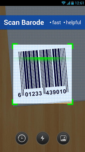 OK Scan(QR&Barcode) screenshot 3