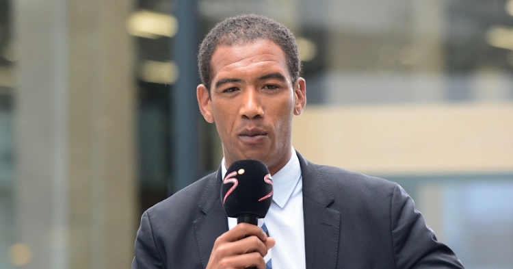 Ashwin Willemse. Picture: GALLO IMAGES
