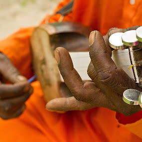 Music - The Ascetic's Way... by Rana Dasgupta - People Body Parts