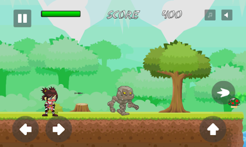 Ninja's Honor screenshot 0