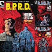 B.P.R.D.: Killing Ground