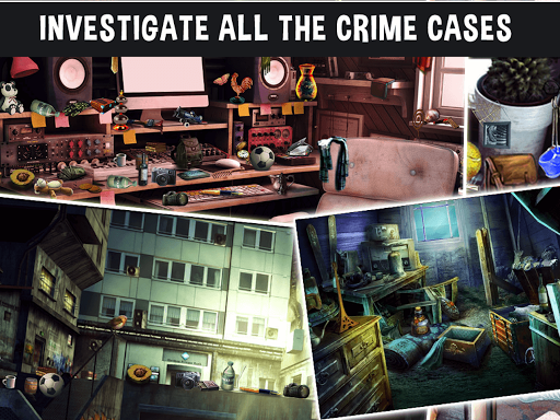 Télécharger Crime Case : Hidden Object Games - Murder Mystery APK MOD (Astuce) screenshots 4