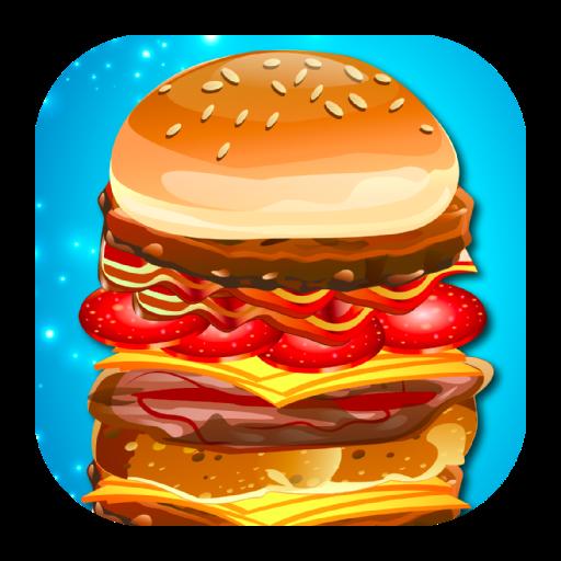 햄버거 게임 休閒 App LOGO-硬是要APP