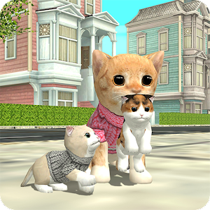 Cat Sim Online: Play with Cats MOD APK aka APK MOD 4.0 (Unlimited Money)
