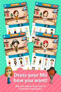 Miitomo Screenshot