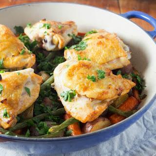 Chicken Pieces Lemon Garlic Recipes