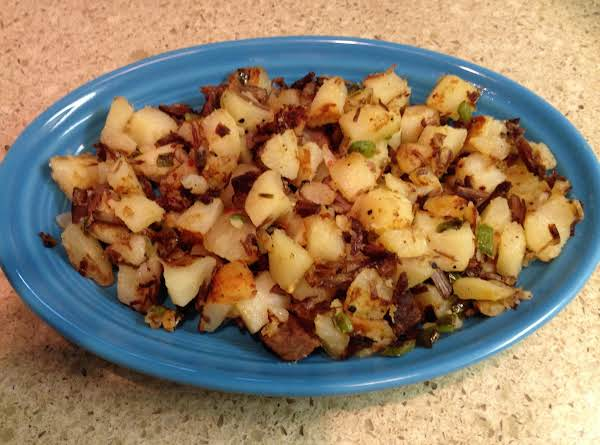 This Is Great For Breakfast With Eggs Or As A Dinner Dish,