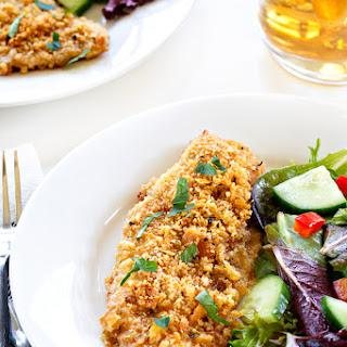 Ritz Cracker Chicken Recipes.