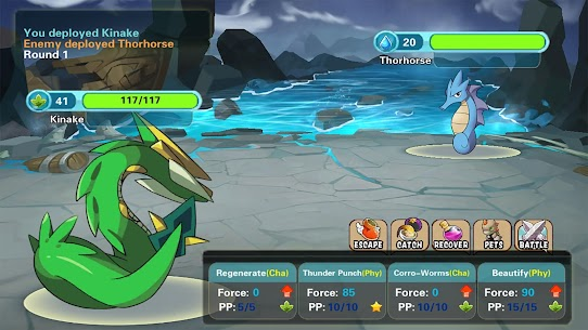 Monster Storm Apoiion MOD (Unlimited Gold/Diamonds) 4