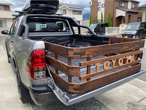 ハイラックス 4WD ピックアップのカスタム事例画像 ダイテルさんの2020年09月10日15:11の投稿