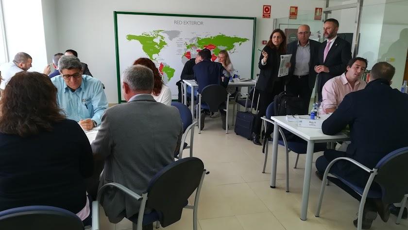 Cumbre internacional de importadores en Almería