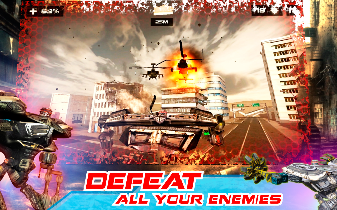 MechWarrior- screenshot