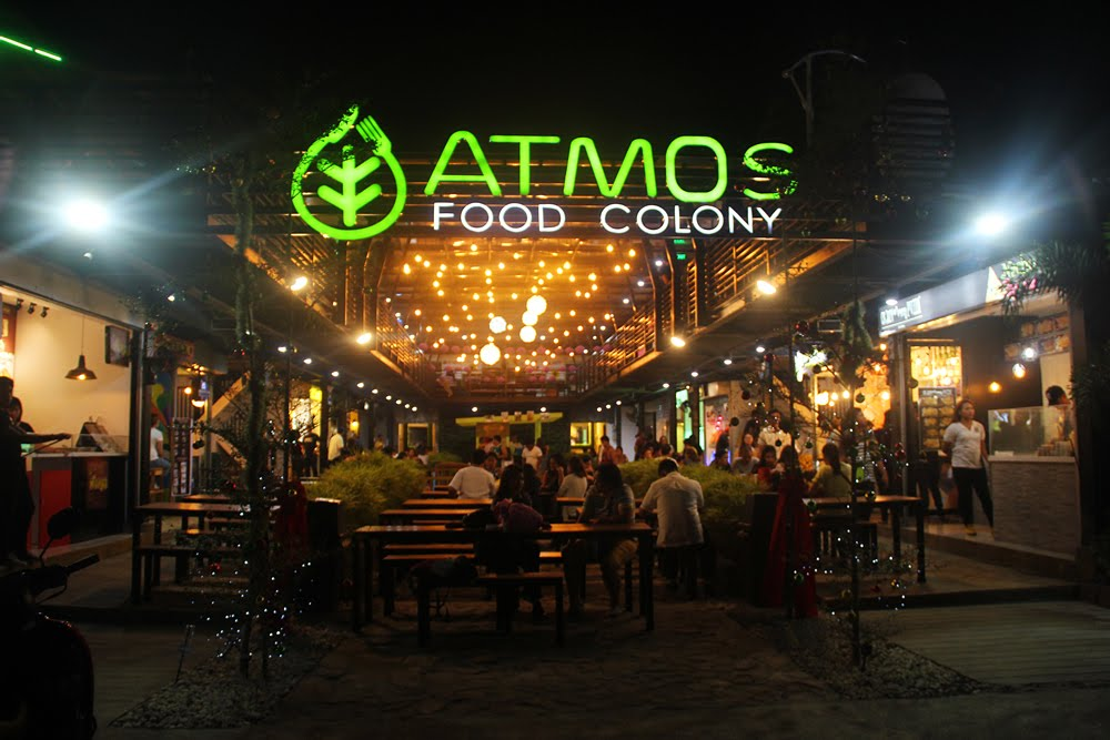 Atmos Food Colony