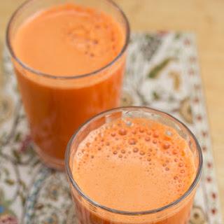 Carrot Apple Ginger Refresher