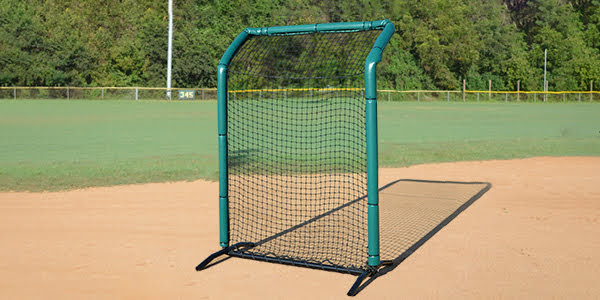 Pitchers Protective Screen
