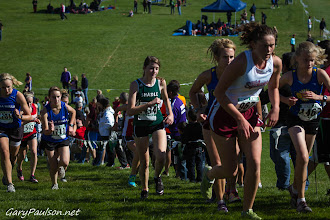 Photo: JV Girls 44th Annual Richland Cross Country Invitational  Buy Photo: http://photos.garypaulson.net/p110807297/e46d04b00
