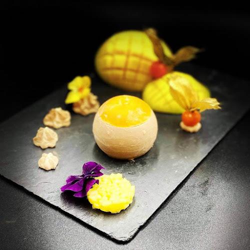 Trianon aux fruits exotiques et Chocolat