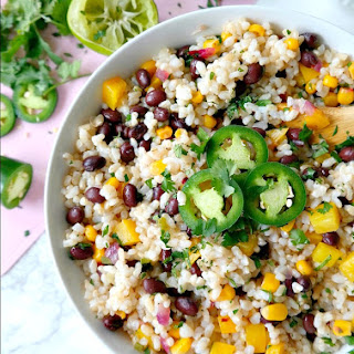 Chili Lime Rice Recipes