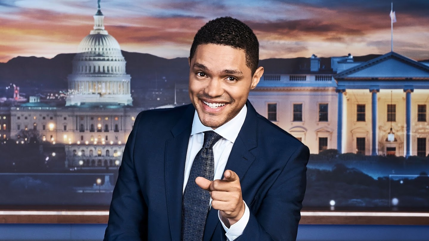 Watch The Daily Show With Trevor Noah live