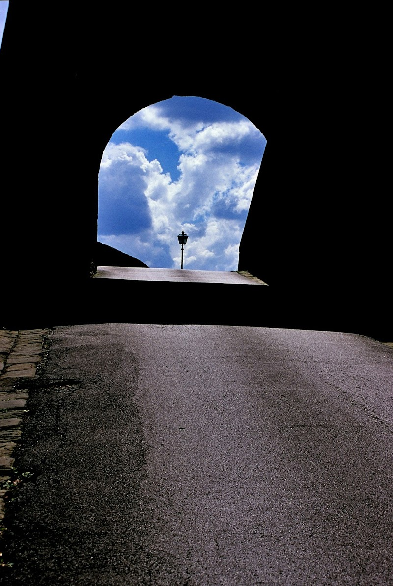 Una strada per il cielo di Cary