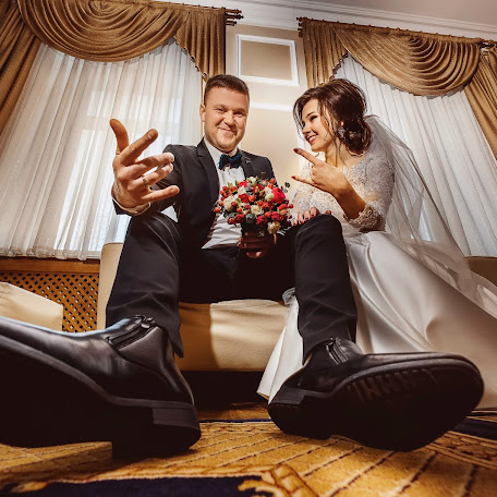Wedding photographer Konstantin Gusev (gusevfoto). Photo of 21.02.2018