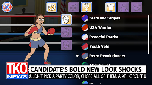 Election Year Knockout 1.2.0 screenshots 4