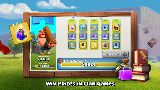 Clash of Clans 10.322.27 DreamHackers 3